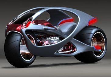 Hyundai Concept Vehicle